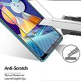 Milomdoi [4 Pièces] 2 Pièces Verre Trempé +2 Pièces Protection Caméra pour Samsung Galaxy A11/M11, Protection écran avec Caméra Arrière Protecteur HD Ultra Transparent [sans Bulles] [Anti Rayures]