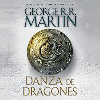 Danza de dragones [A Dance with Dragons] audiobook cover art