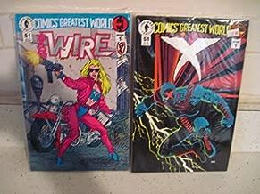 Comics Greatest World Complete Set Arcadia Weel 1 2 3 4