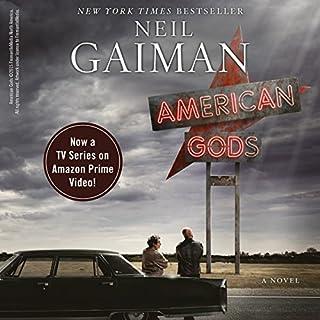 Couverture de American Gods