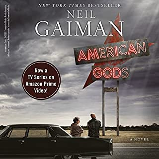 American Gods Titelbild