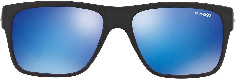 ARNETTE Men's An4226 Reserve Square Sunglasses