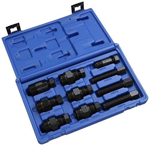 Laser 4862 - Juego de Extractor de Volante para Motocicleta (10 Piezas)