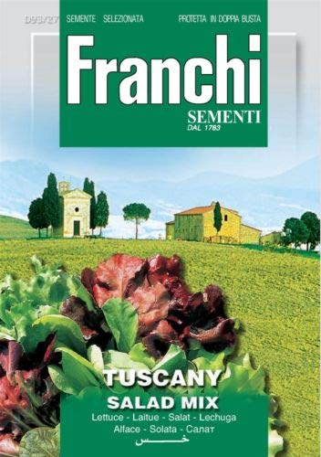 Franchi Mixed Tuscany Lettuce Pack