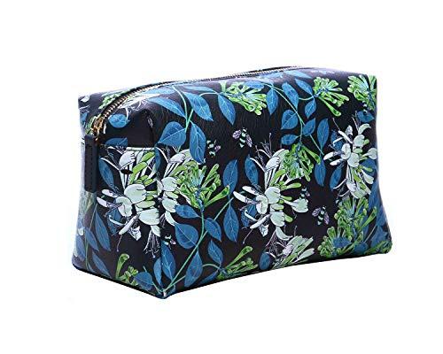 Kosmetikkoffer, Kulturtasche, Sophinique Kosmetiktasche mit wasserdichte PU Leder für Damen Beauty Case Reisezubehör