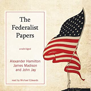 The Federalist Papers cover art