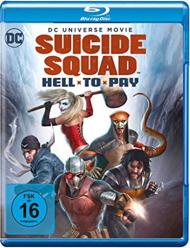DCU: Suicide Squad - Hell to Pay (exklusiv bei Amazon.de) [Blu-ray]