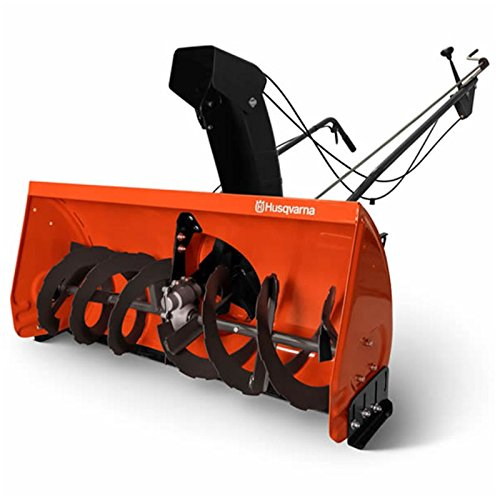 Husqvarna 581 34 57-01 Tractor Mount Two-Stage Snow Blower...
