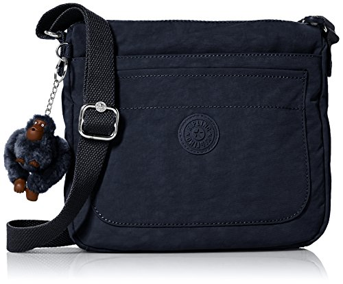 Kipling Women's Sebastian Crossbody Bag, True Blue T