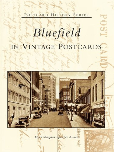 Bluefield in Vintage Postcards (Postcard History) (English Edition)