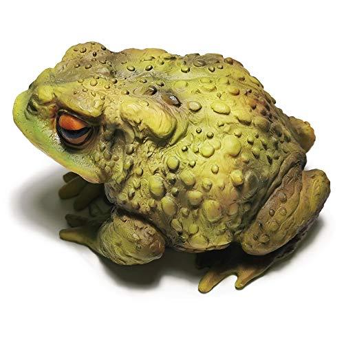 Muse Design Frog Toad Sculptures Garden Statues Yard Art Resin Decorations Outdoor Garden Decor