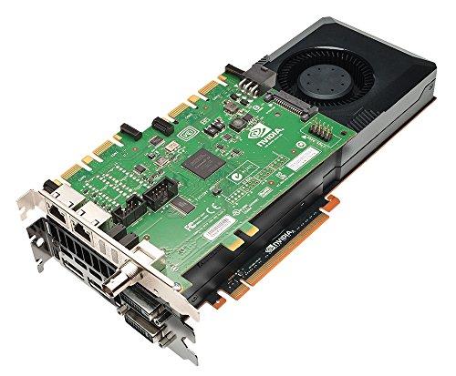 PNY VCQK6000SYNC-PB NVIDIA Quadro K6000 12GB - Tarjeta gráfica (Activo, NVIDIA, Quadro K6000, GDDR5, PCI Express 3.0, 3840 x 2160 Pixeles)