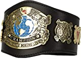 Title Boxing Undisputed Champion Mini Title Belt, Black