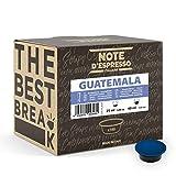 Note d'Espresso -Guatemala - Kaffeekapseln - ausschließlich kompatibel mit LAVAZZA A MODO MIO Kaffeemaschinen - 100 caps