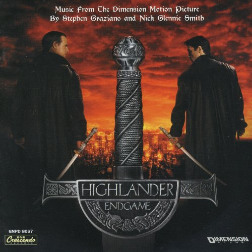 Highlander: Endgame - Music from the Dimension Motion Picture