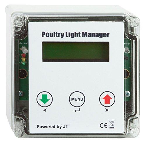 JOSTechnik Poltry Light Manager ; Lichtsteuerung ; Automatik-Dimmer - Direkt vom Hersteller!