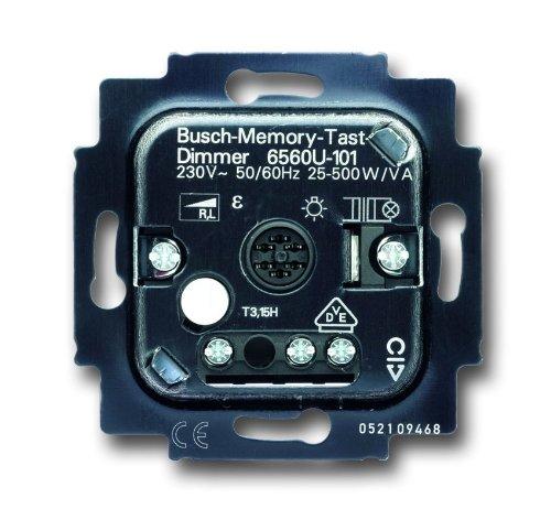 Busch-Jaeger 6560U-101 Busch-Memory-Tastdimmer® Einsatz