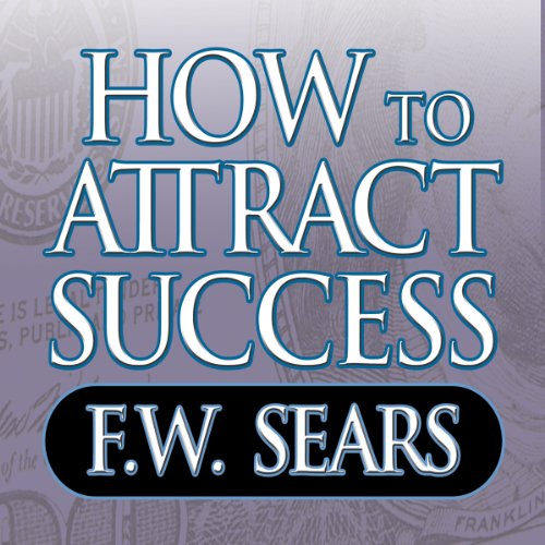 How to Attract Success audiobook cover art