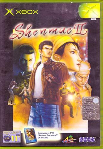 Xbox - Shenmue II - [PAL ITA - MULTILANGUAGE]