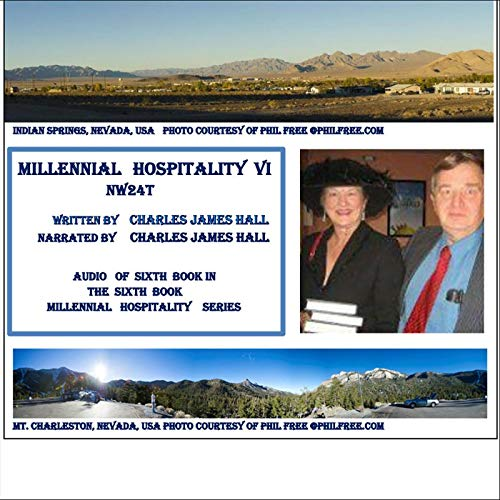 Millennial Hospitality VI Audiobook By Charles James Hall cover art