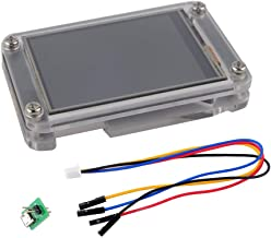 Nextion Enhanced 3.5'' HMI Touch Screen LCD Display Module NX4832K035 with Acrylic Case for Arduino Raspberry Pi WIshioT