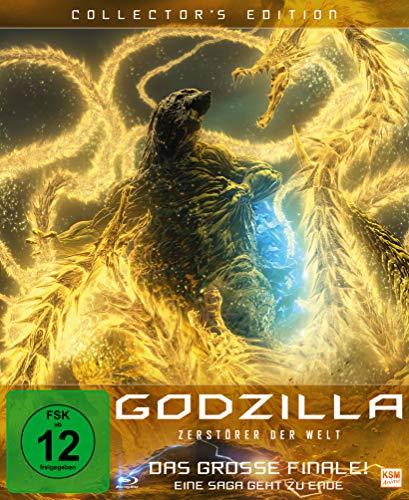 Godzilla: Zerstörer der Welt - Collector's Edition [Blu-ray]