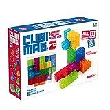 Lúdilo- Cubimag Pro niños, Rompecabezas magnético, Juego de Viaje, Juguetes educativos, Puzzle 3D, Potencia la lógica y la visión Espacial, Multicolor (80954)