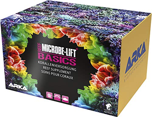 MICROBE-LIFT Basic-Set - Spurenelemente Starterset, mit Allen wichtigen Komponenten zur optimalen...