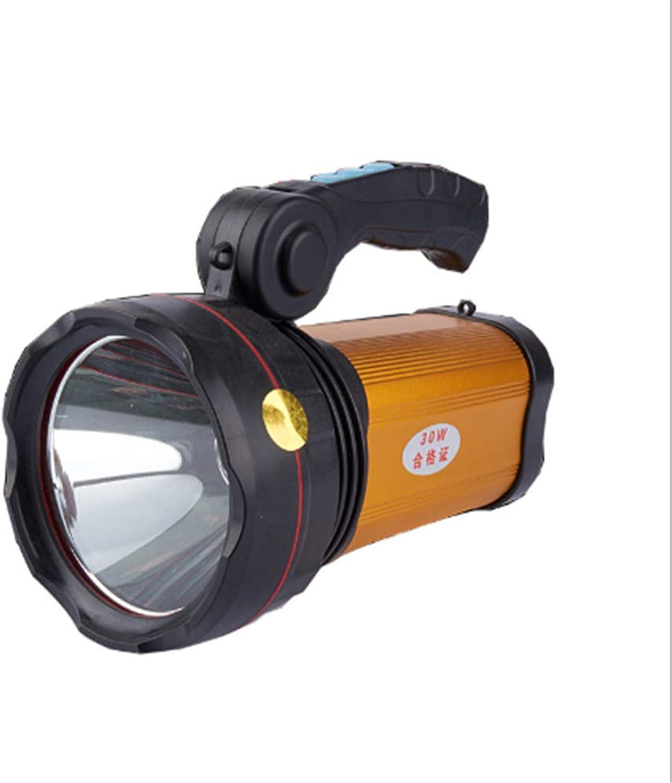 Detective Super Helle T630W Outdoor-Scheinwerfer Tragbare LED-Blendung Wasserdichter Scheinwerfer Drei Lange Reichweite B07PRC1FQJ  Elegantes Aussehen