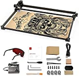 NEJE Master Laser Engraving Cutting Machine 30W Max 460×810mm Laser Engraver CNC App Control Wireless Laser Cutter DIY Logo Marker for Windows Mac iOS Android Wood Cutting