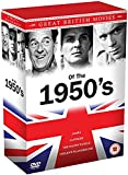 1950s Great British Movies [DVD]