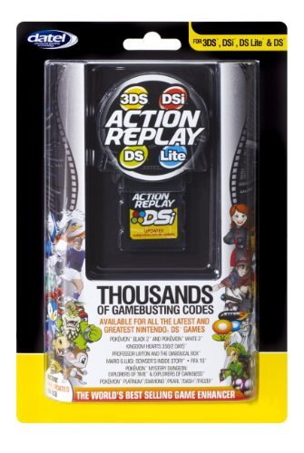 Portable & Gadgets Action Replay for Nintendo 3DS, DSI, DS Lite and DS - DSi Yellow