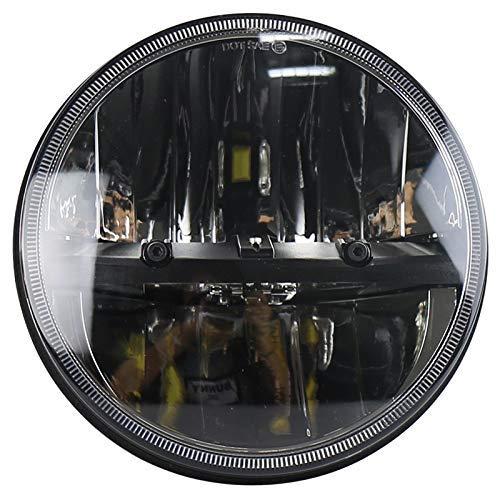 HYY-AA LED-koplampen, 7 inch, voor Jeep Wrangler, mountainbike, offroad-voertuigen, LED-koplampen, werklamp