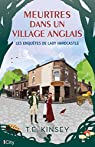 Meurtres dans un village anglais par Kinsey