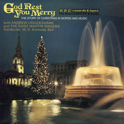 God Rest You Merry: The Story of Christmas in Words and Music (Vintage Beeb) audiobook cover art