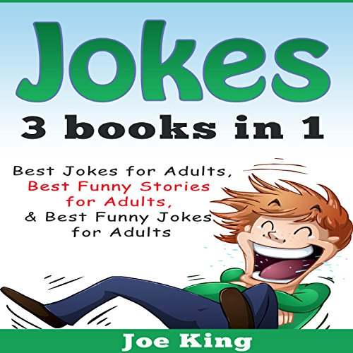 Jokes: 3 Books in 1 audiobook cover art