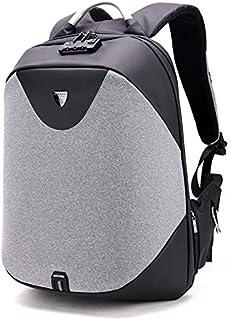 Men Casual Laptop Bag Big Capacity USB Charging Anti-Theft School Backpack
