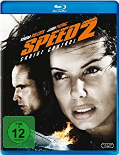 Speed 2 - Cruise Control [Blu-ray]