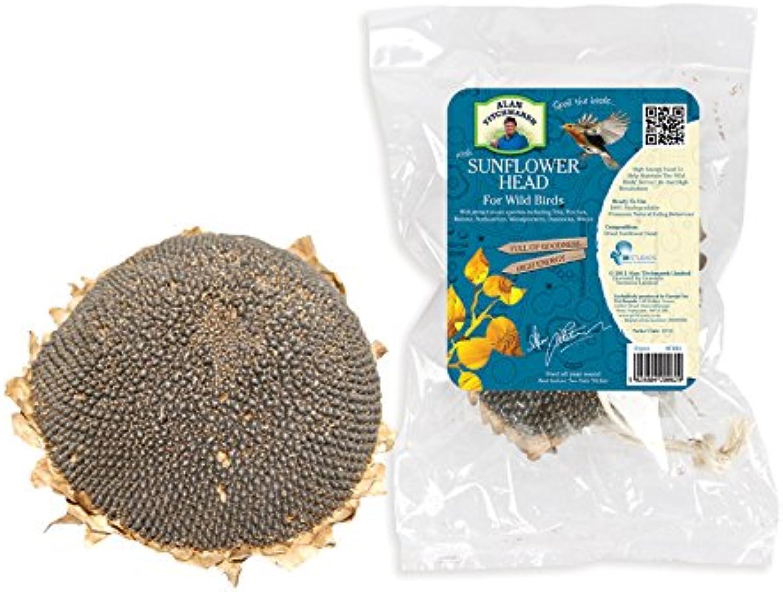 Alan Titchmarsh Sunflower Head (Pack of 20)