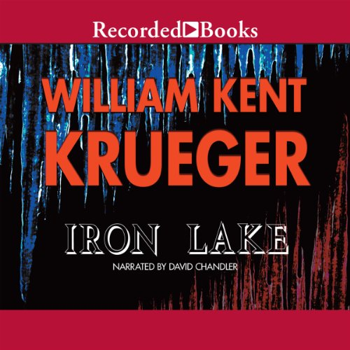 Iron Lake audiobook cover art
