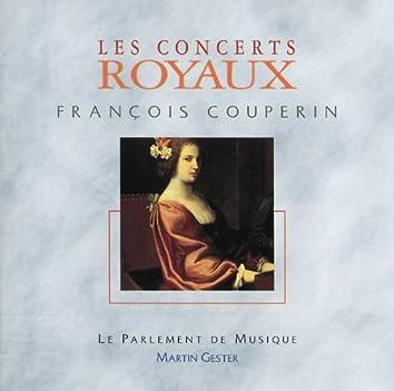 Couperin-Concerts royaux 1 a 4