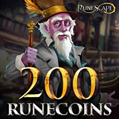 This package contains 200 RuneCoins View & buy a range of new outfits and accessories, animations and emotes, other items such as titles and bank space increasing booster items.
