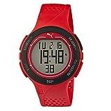 Puma PU911211002 Reloj Digital, Redondo para Hombre