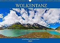 Wolkentanz (Wandkalender 2022 DIN A3 quer): Faszinierende Wolkenspiele am Horizont (Monatskalender, 14 Seiten )