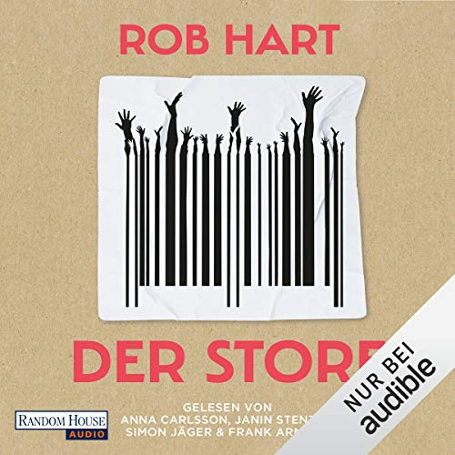 Der Store audiobook cover art