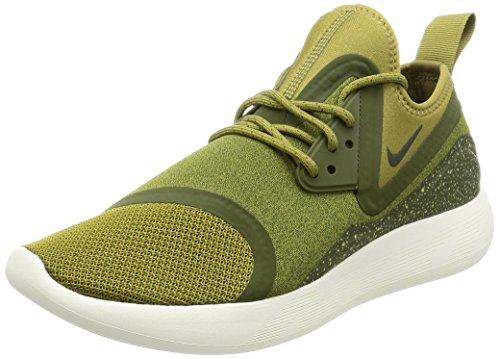 Nike Hombres Lunarcharge Essential Bajos & Medios Cordon Zapatos para Caminar, Talla