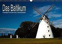 Das Baltikum - Unterwegs in faszinierenden Kulturlandschaften (Wandkalender 2021 DIN A3 quer): Bilder einer Reise zu den faszinierenden Kulturlandschaften der drei Baltikum-Staaten Estland, Lettland und Litauen (Monatskalender, 14 Seiten )