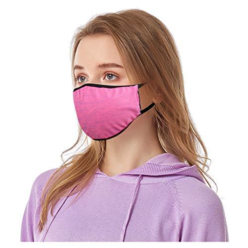 AIORNIY 1-teilig Unisex PM 2.5 Atmungsaktive Einweg-Staubschutz Bequemer Waschbar Stoffe