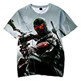 Crysis Remastered T-Shirt 3D...