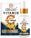 Best Vitamin C Serums - Honest Choice Vitamin C Serum with Hyaluronic acid Review